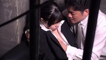 パンストが艶めくOLがセクハラや枕強要されてイキまくるドラマ 花宮レイ・瀬...