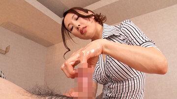 バキューム乳首舐めされながらスローに亀頭弄られ続ける3P焦らされ性感