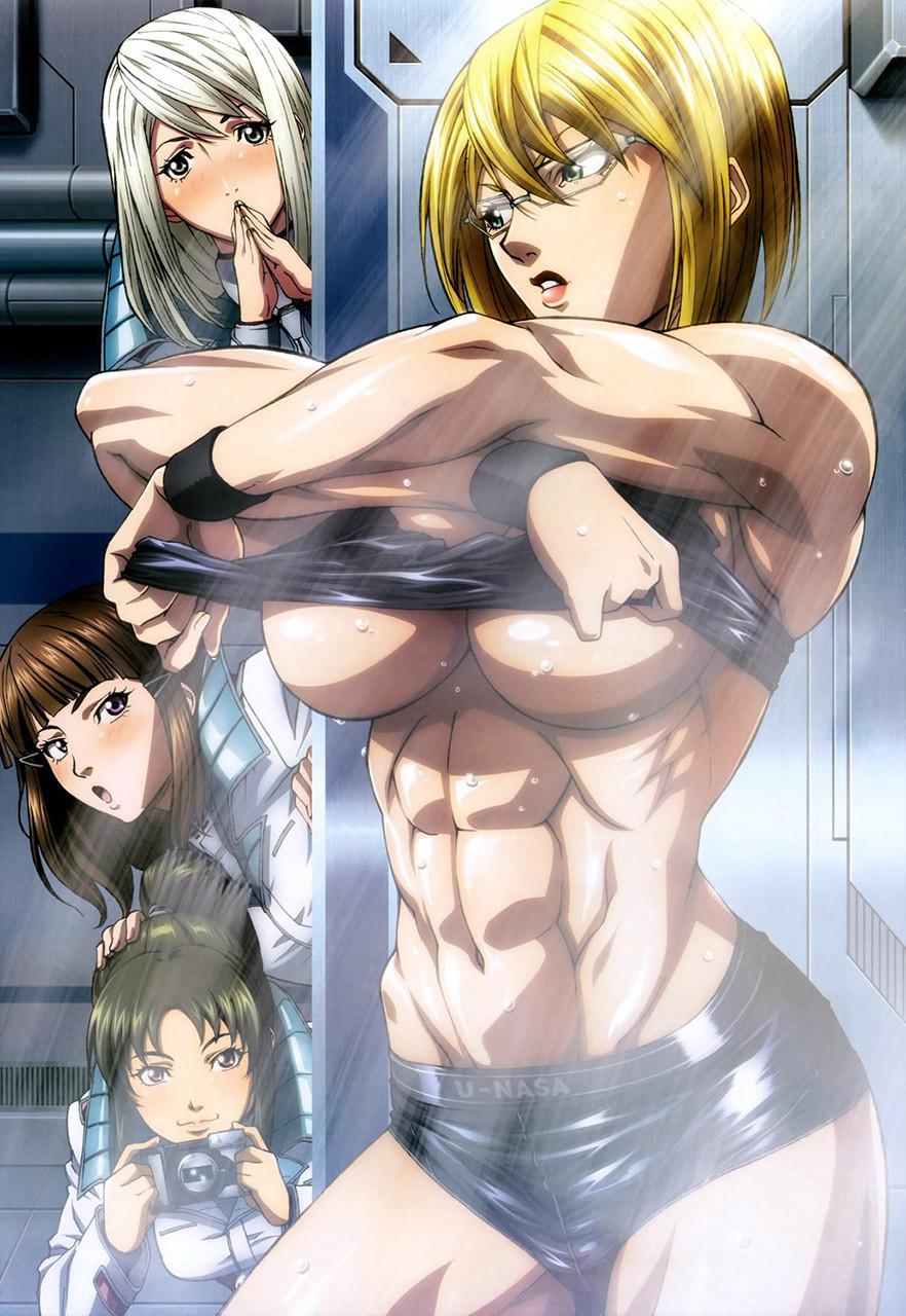 オチ○ポで屈服させたくなる筋肉ヒロインの画像www