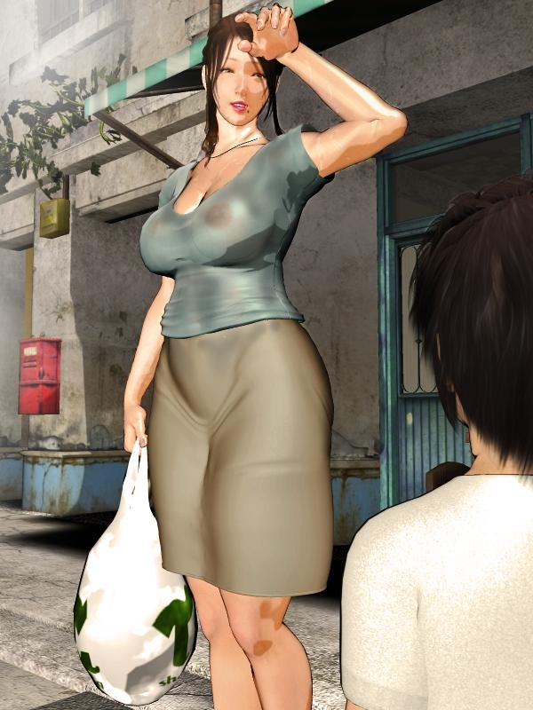 【二次エロ画像】人妻がクソガキ共にひたすら調教されて肉便器状態のようです…