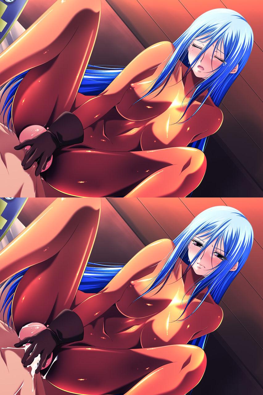 【二次エロ画像】こ、これは抜ける!この人のアニメ・ゲームヒロイン達のエロい肢体半端ないwww