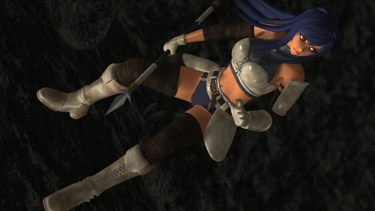 【女戦士監禁アヘ顔www続き 】強気な女戦士を剥いて乳首責めしまくったったwww